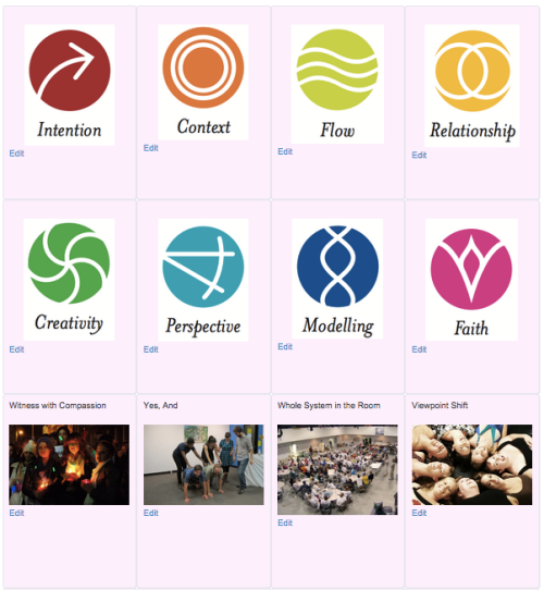 Members of your group can create and share flashcards to help with peer-to-peer knowledge transfer.
